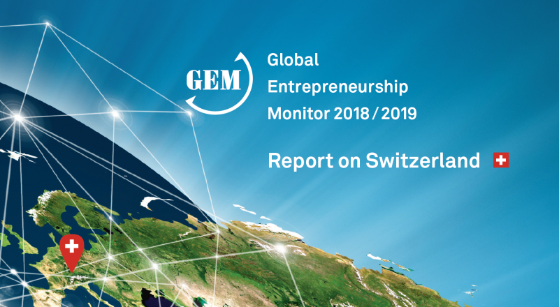 Global Entrepreneurship Monitor 2018/2019